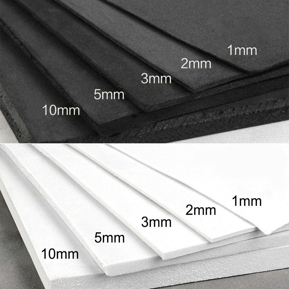 1 39 Gbp Eva Foam Sheets 35x50cm 35x100cm Kids Handmade Diy Craft Cosplay Model 110mm Ebay Home Garden Foam Cosplay Cosplay Diy Foam Sheets