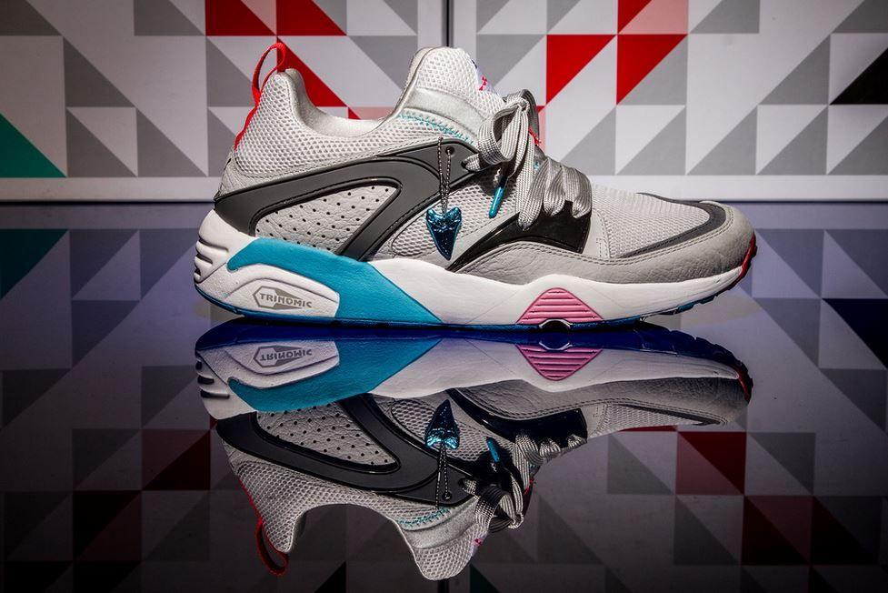 Sneaker Freaker x Puma Blaze of Glory | Sneakers: Puma Blaze