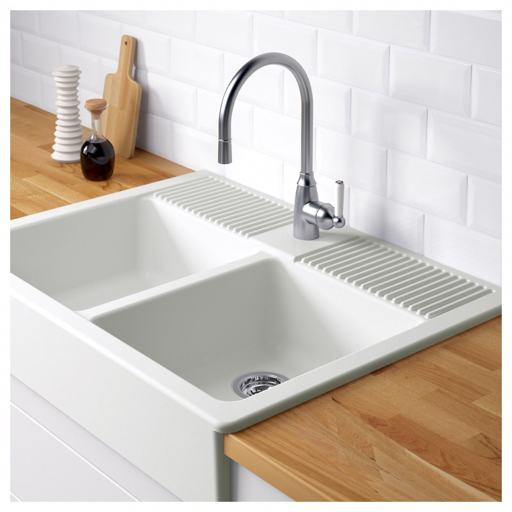Ikea Domsjo Double Bowl 25 Year Guarantee Read About The