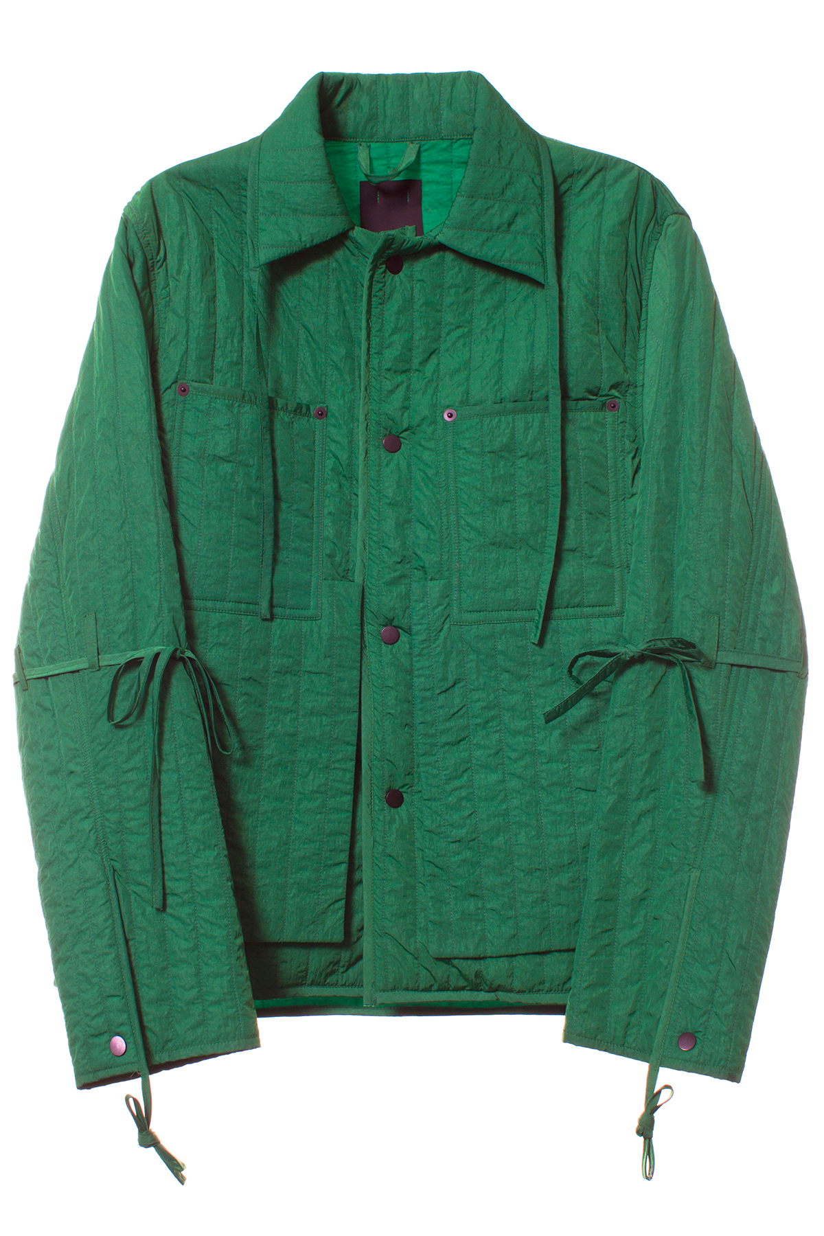 Quilted Workwear Jacket Craiggreen Vfiles Shop Work Wear Jackets East Fashion