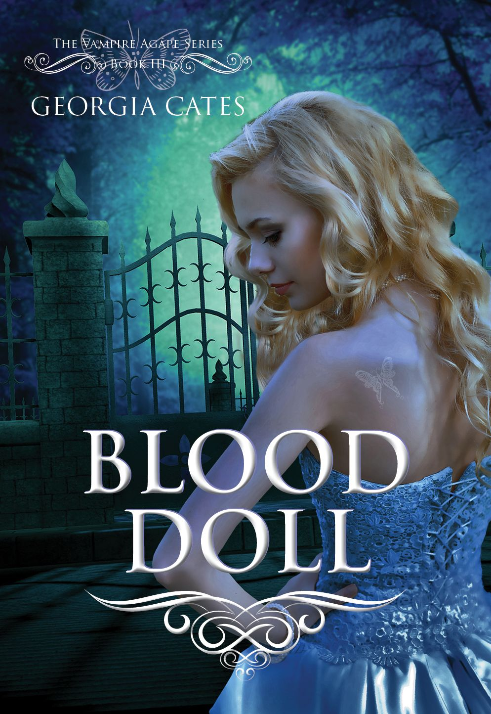Blood doll (The Vampire Agápe Series #3) de Georgia Cates