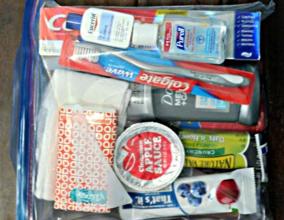 Make DIY Blessing Bags for People who are Homeless - Hip2Save #blessingbags