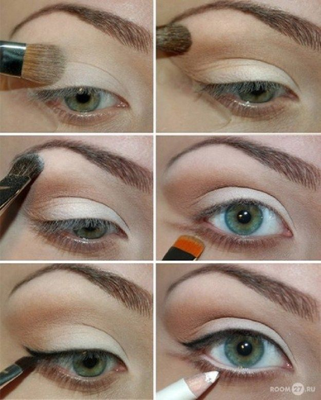 How To Do Natural Look For Green Eyes Easy Diy Look By Makeup Tutorials At