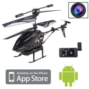 Iphone remote helicopter
