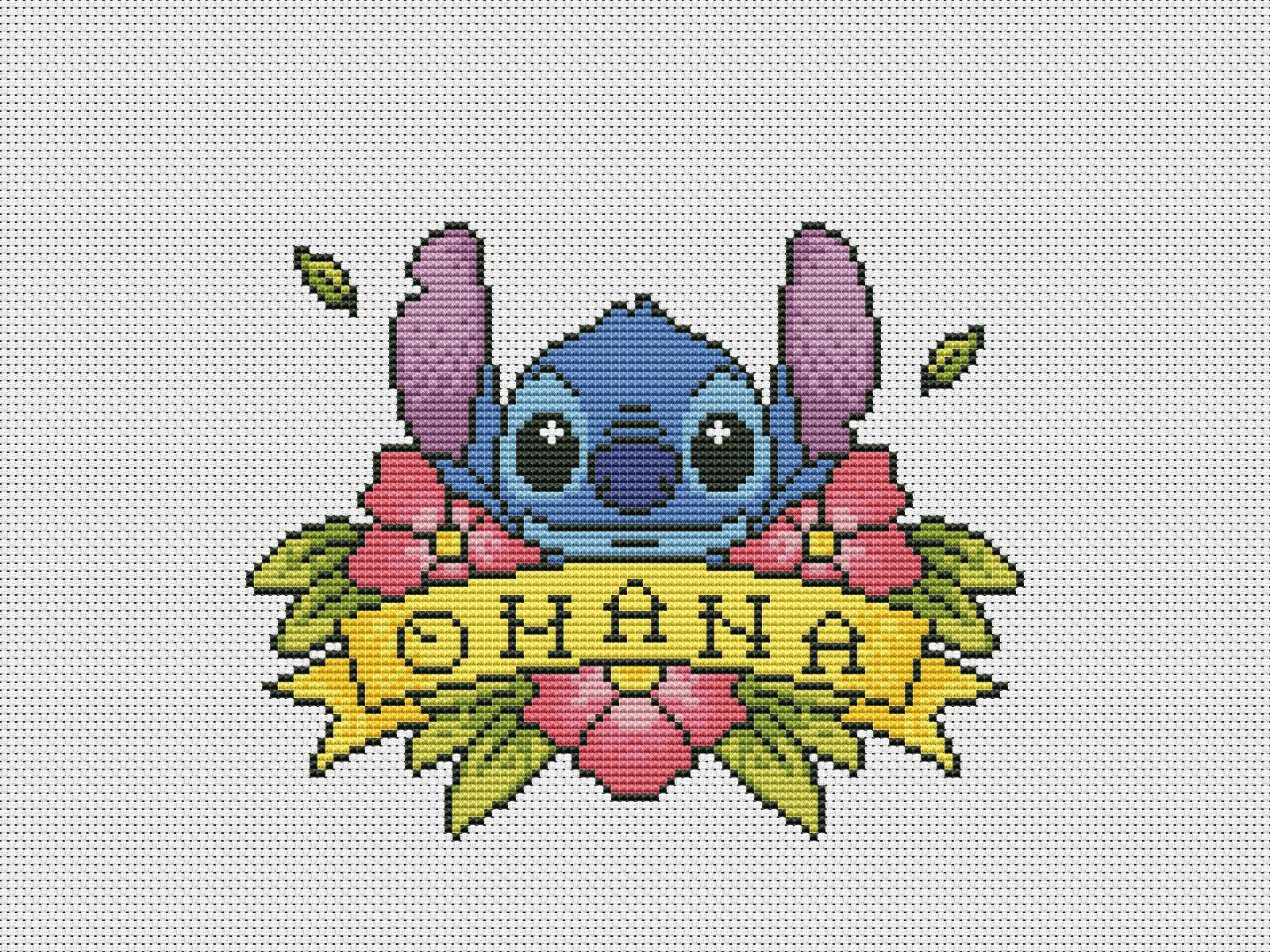 Disney cross stitch pattern