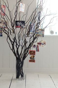 Christmas Card Display On Pinterest | Christmas Card Holders .