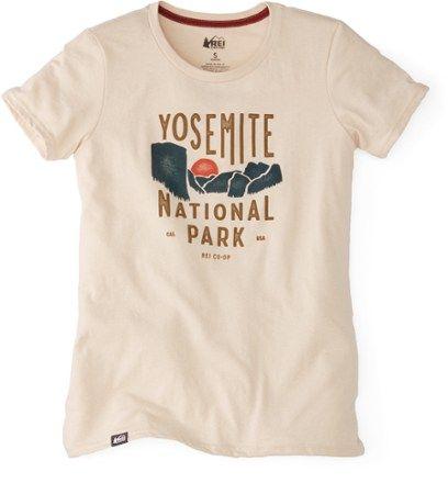 061f2edcf Yosemite National Park T-Shirt - Women's Plus Sizes | *Clothing ...