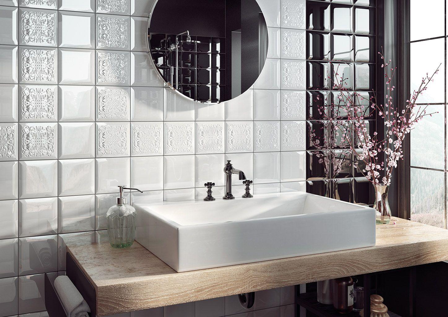 Armonia Round Mirror Bathroom Bathroom Mirror Decor