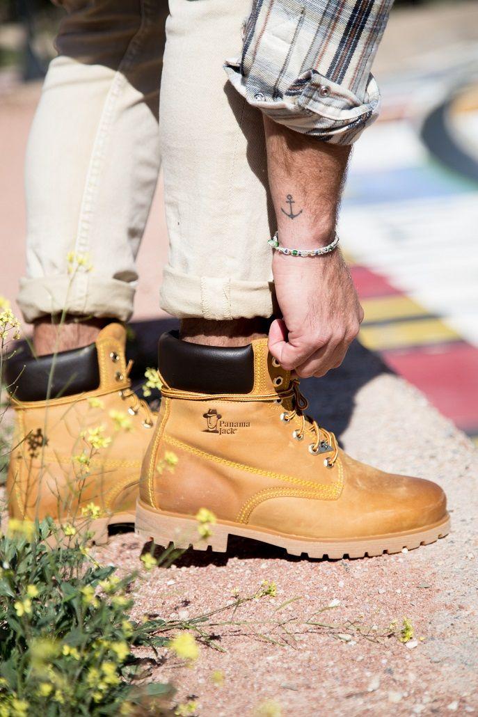 3eb9162ea92 Panama Jack - Panama 03   Style   Sneaker boots, Timberland boots, Boots