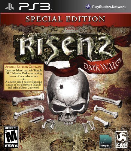 Risen 2 Dark Waters SE PS3 by Deep Silver *** Click image to review more details. Note:It is Affiliate Link to Amazon.