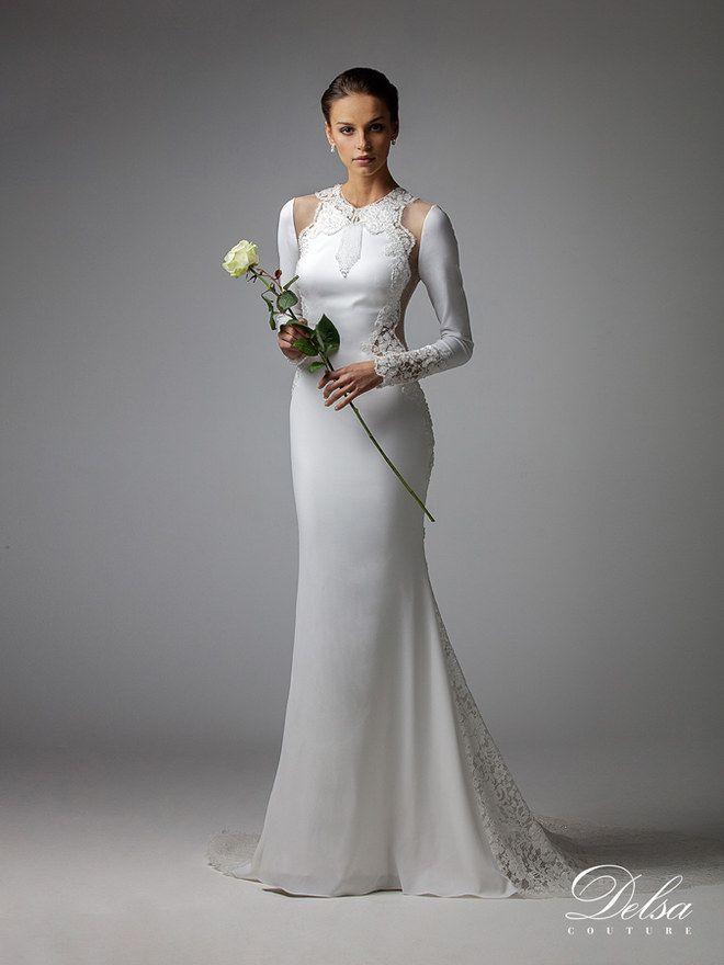 Gli abiti da sposa del 2017: delicatezza ed eleganza in un vestito perfetto