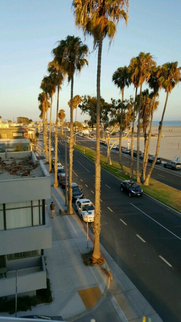 Ocean Blvd Long Beach