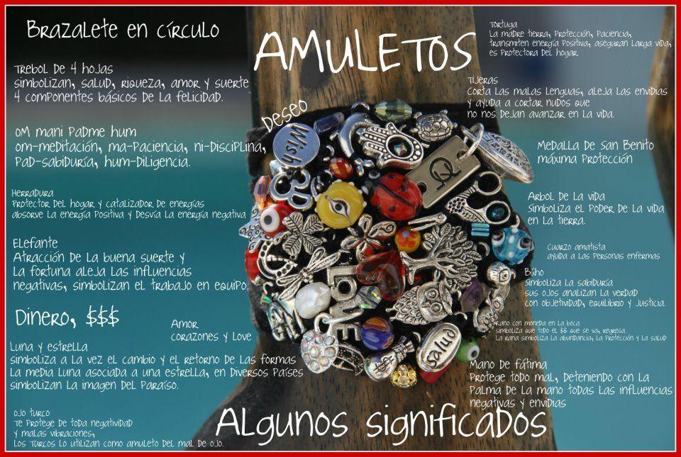 Brazaletes Para Atraer La Buena Suerte El Amor La Fortuna Y La Protección Pulseras Con Dije Amuletos Pulseras Y Brazaletes