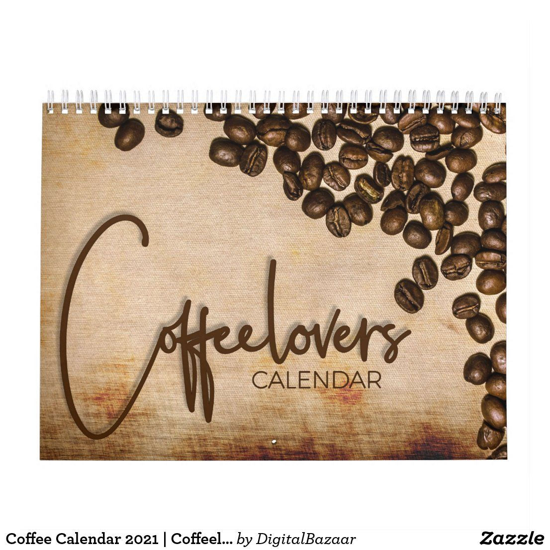 Pictures of Coffee Calendar 2021