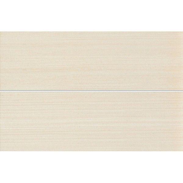 Ragno #Line Listellato Ivory 25x38 cm R2PH | #Gres #tessuto #25x38 ...