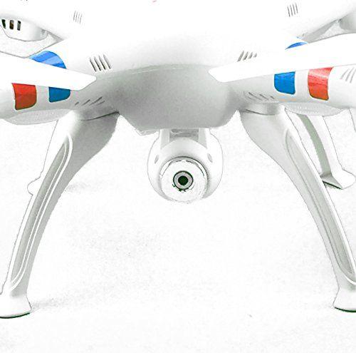 Efaso Syma X8C Cuadricóptero, nuevo modelo, ahora con cámara de 3 Mpx, 2,4 GHz, 4 canales, cuadricóptero con cámara HD y objetivo gran angular, modo headless, protecciones para el rotor, iluminación LED, giroscopio de 6 ejes y función de flip - http://www.midronepro.com/producto/efaso-syma-x8c-cuadricoptero-nuevo-modelo-ahora-con-camara-de-3-mpx-24-ghz-4-canales-cuadricoptero-con-camara-hd-y-objetivo-gran-angular-modo-headless-protecciones-para-el-rotor-iluminacion-l/