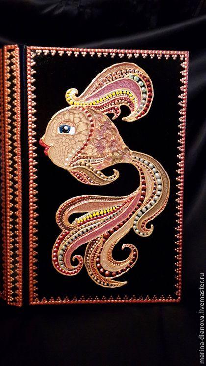 Ярмарка Мастеров - ручная работа, handmade | Золотая рыбка ...