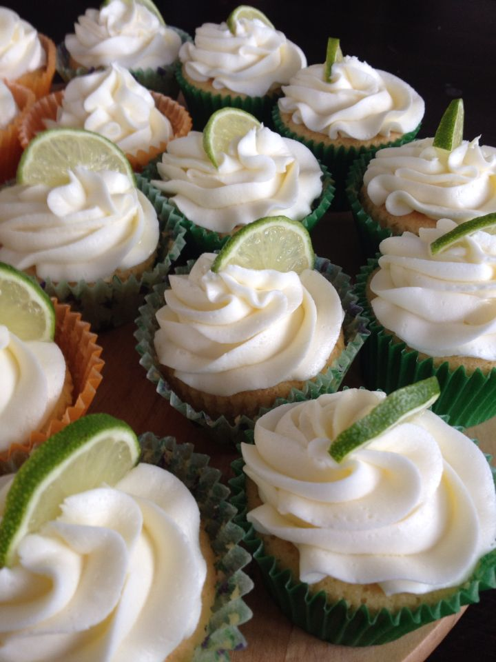 G&T cupcakes