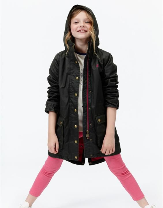 JNRWYNTERFaux Wax Parka Jacket | Cool Kiddos | Pinterest | Best ...