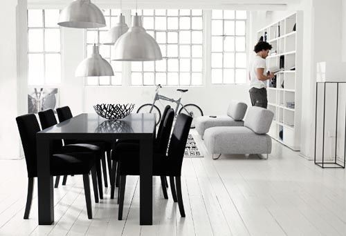 comedores minimalistas | Salas | Pinterest | Comedores, Comedor ...