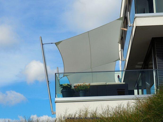 Sonnensegel Balkon Sonnensegel Befestigung Balkon