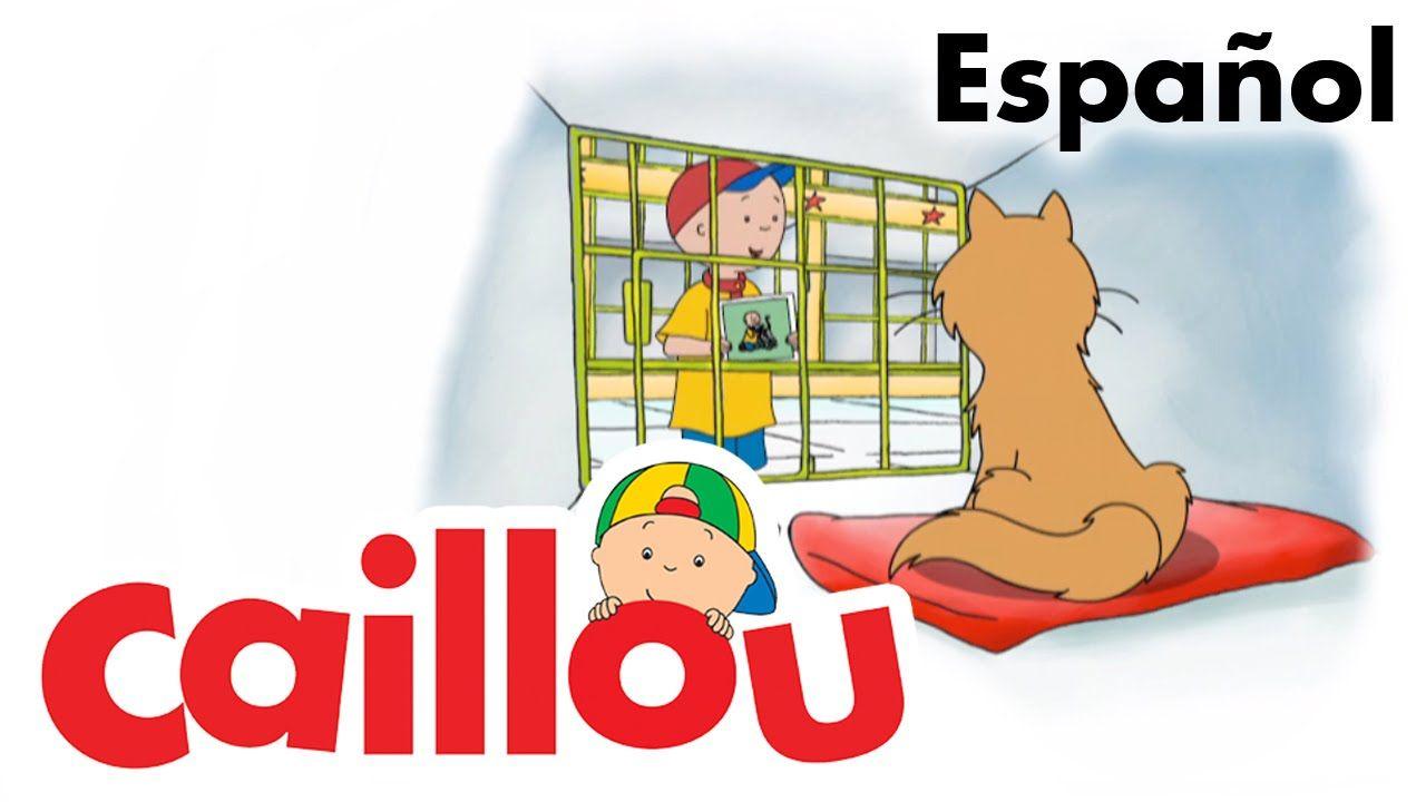 Caillou ESPAÑOL - ¿Dónde está Gilbert? (S04E01) | CAILLOU VIDEOS ...