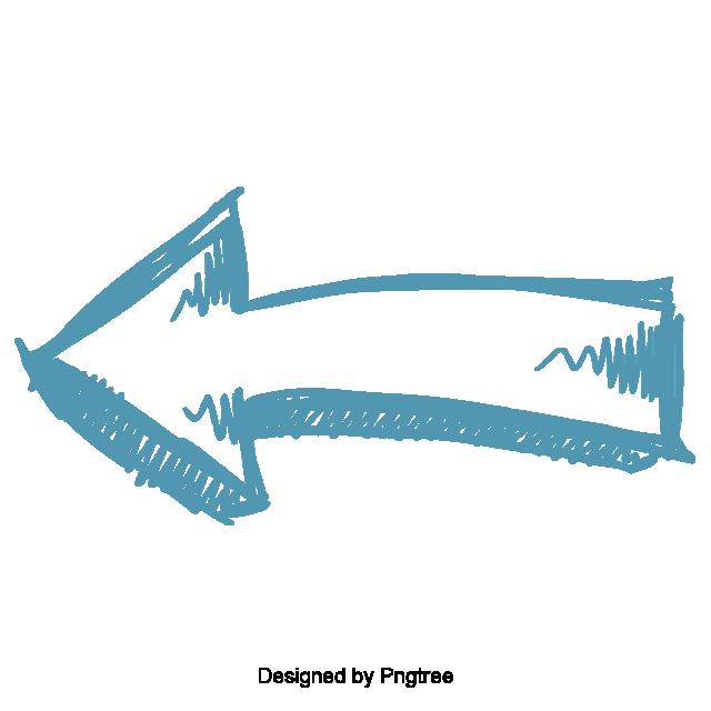 Cartoon Hand Painted Directional Arrow Design Arrow Clipart Cartoon Hand Painted Png Transparent Clipart Image And Psd File For Free Download Marcos Para Dibujos Libreta De Apuntes Flechas Dibujos