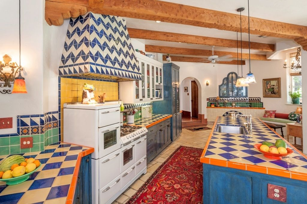 Mexikanische Fliesen Küche | Küche | Pinterest