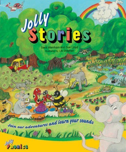 Jolly Stories: In Precursive Letters (British English edition) (Jolly Phonics)