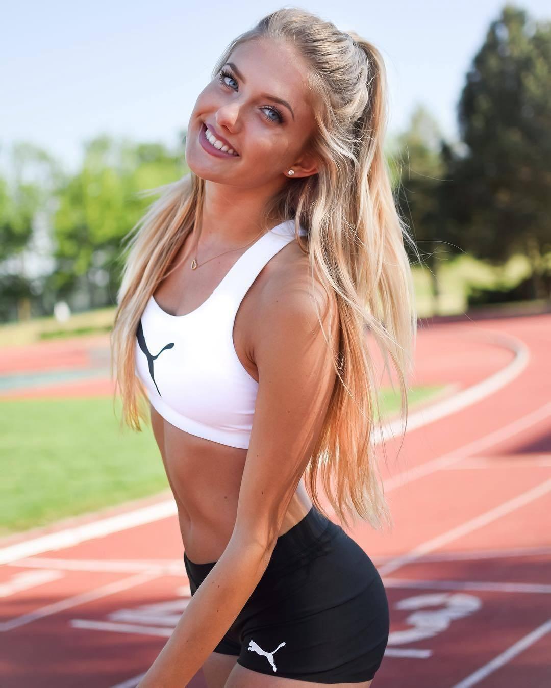 Alica Schmidt Alicasmd Sporty Girls Girls Run The World
