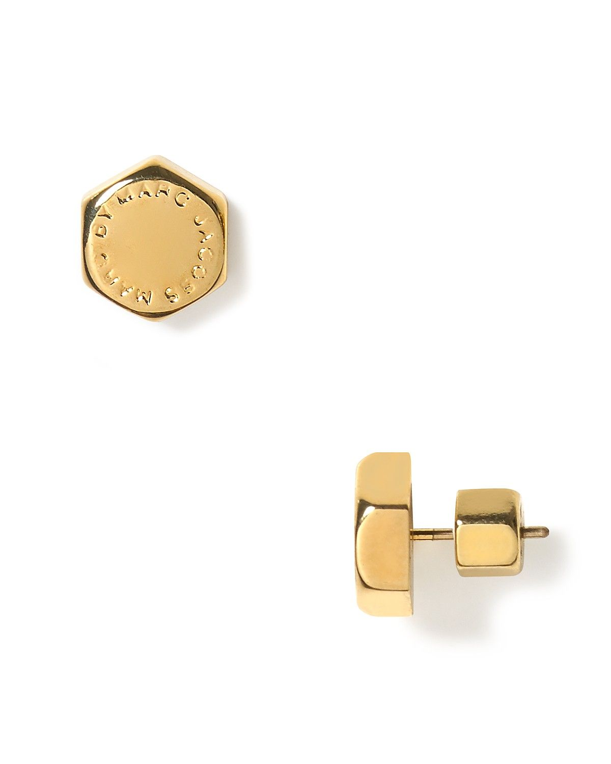 Marc By Jacobs Bolt Studs Earrings Jewelry Accessories Bloomingdale S