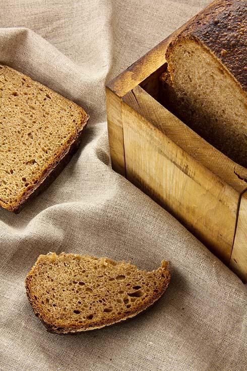 Experiment: Honig-Salz-Brot - Plötzblog - Selbst gutes Brot backen