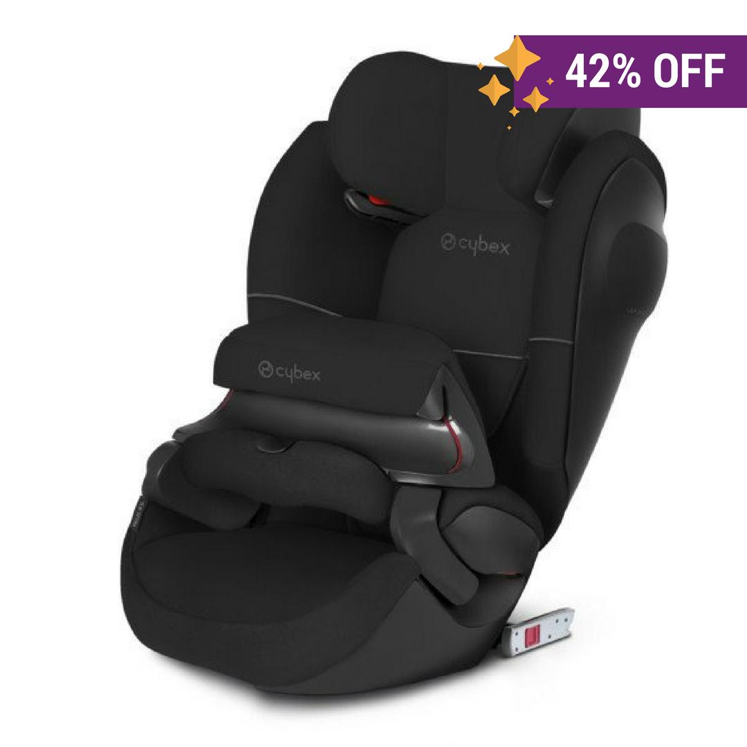 Cybex Pallas MFIX SL Car Seat RRP £240.00 NOW £139.99