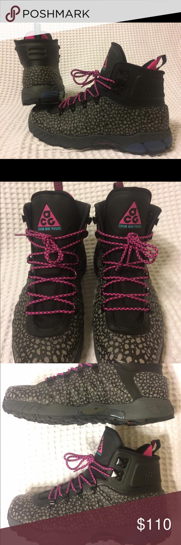 the latest e29bf e37fc Nike ACG Zoom MW Posite  Safari  Boots BRAND NEW, NEVER WORN Nike ACG