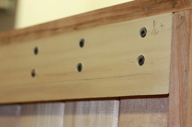 Flush Mount Cabinet Cleat French Cleat Home Woodworking