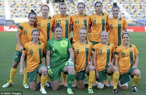 Australia 23 Women Roster For Women S Fifa World Cup 2015 Fifa Women S World Cup Fifa World Cup
