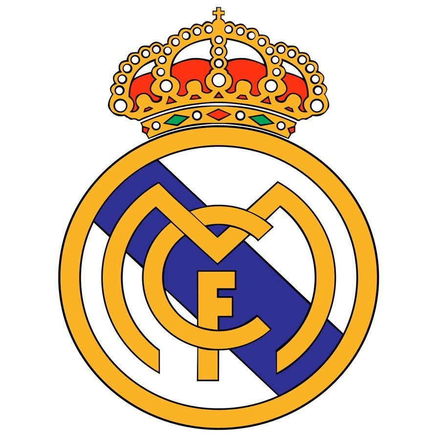 Real Madrid Cf Psd By Chicot101 Real Madrid Logo Real Madrid Football Real Madrid Football Club