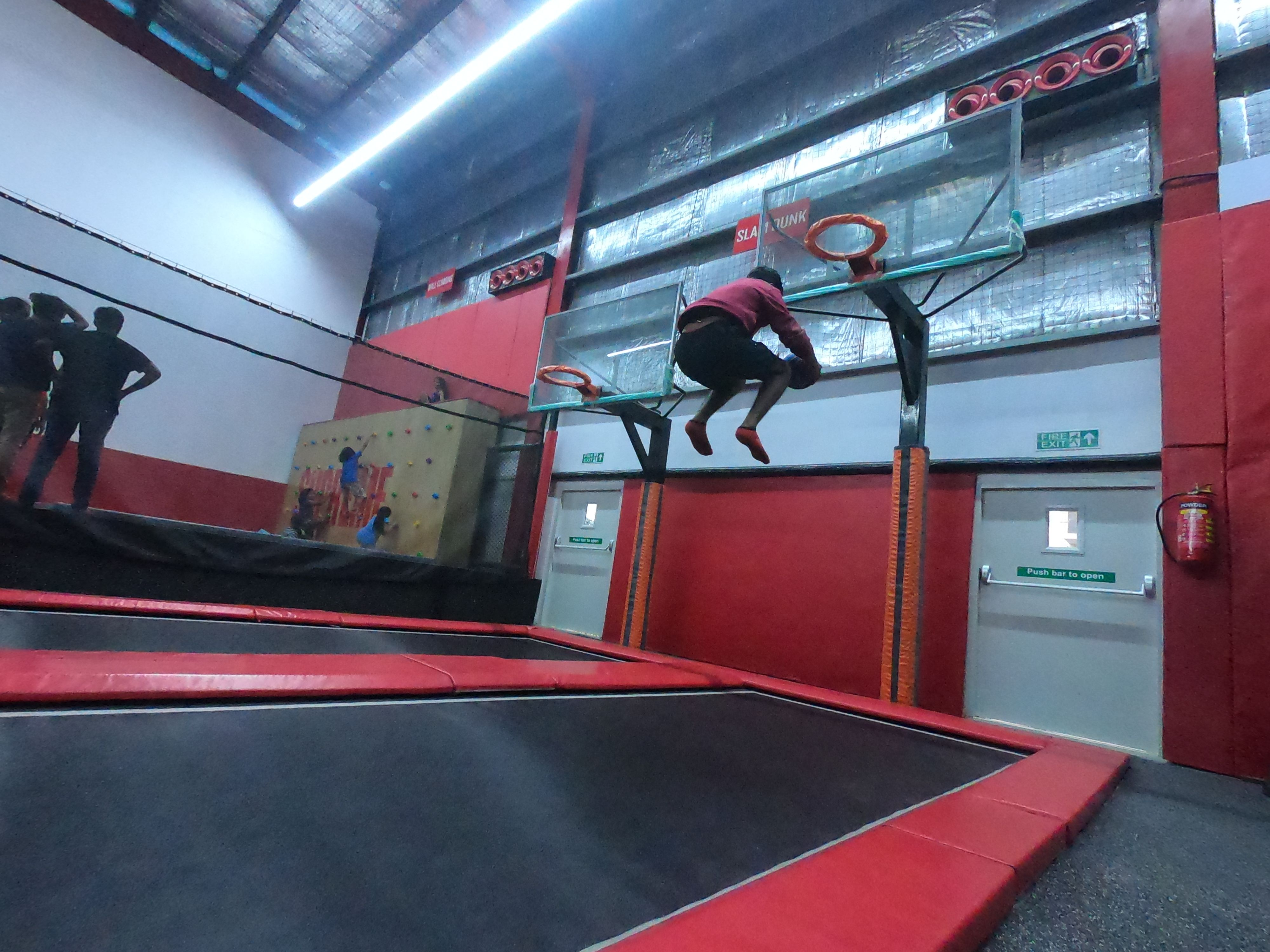 Supreme Sports Studio Is An Exciting New Recreational And Upscale Multisport Complex Located In Serilingampally H Fitness Facilities Sports Financial District