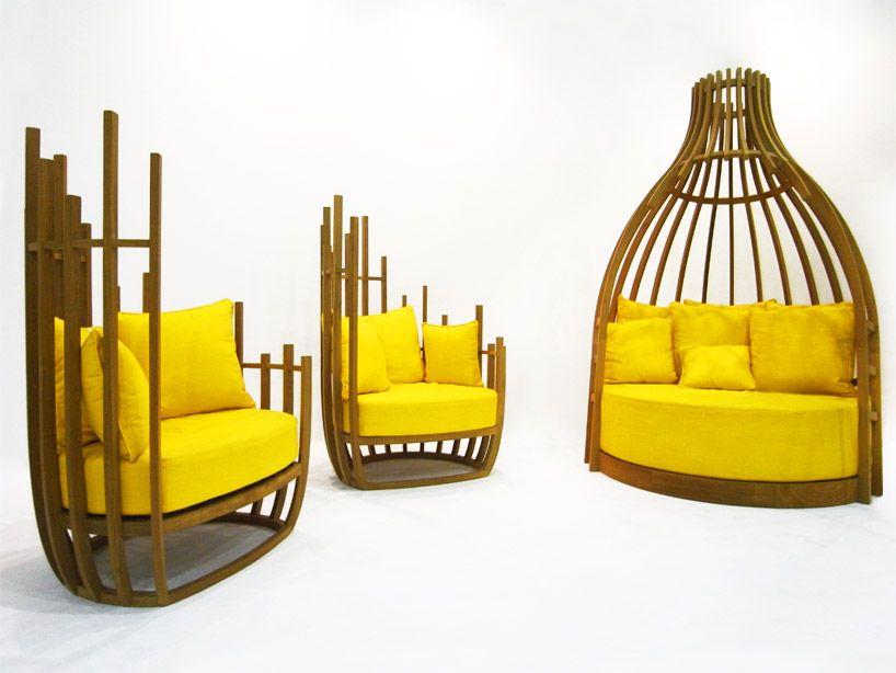 Deesawat Thai Outdoor Collection 2012 Furniture Design