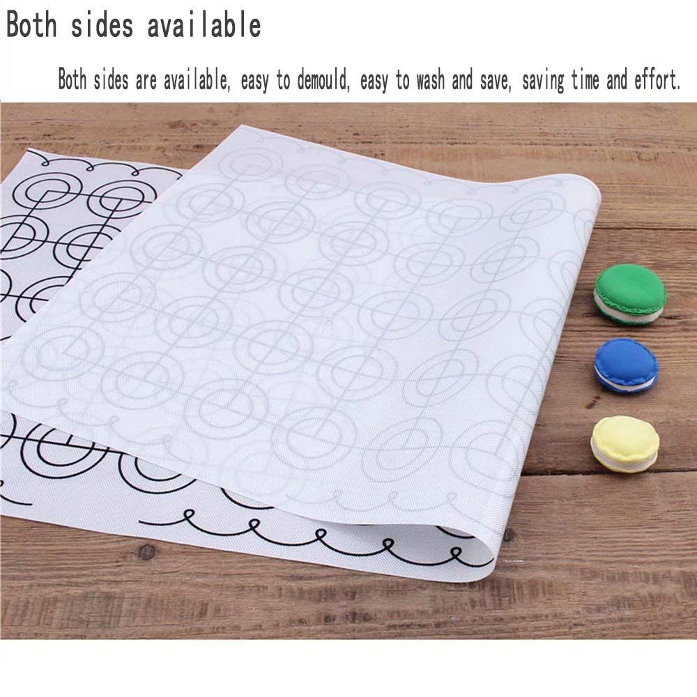 Baking Mat Silicone Microwaves 60cmx26cm In 2020 Cooking Mat Silicone Baking Mat Baking Mat