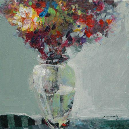 Bouquet a Day/Sunday Robert Burridge