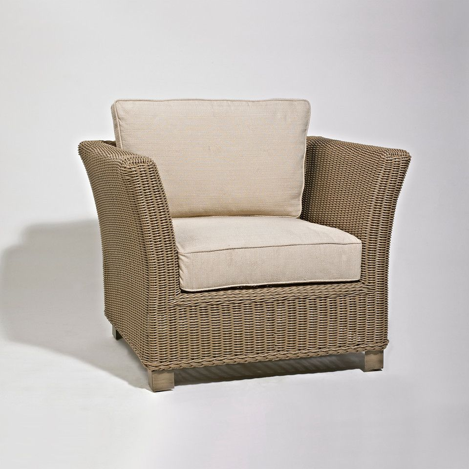 Club Chair Parker James Outdoor Living www.parkerjameshome.com - Club Chair Parker James Outdoor Living Www.parkerjameshome.com