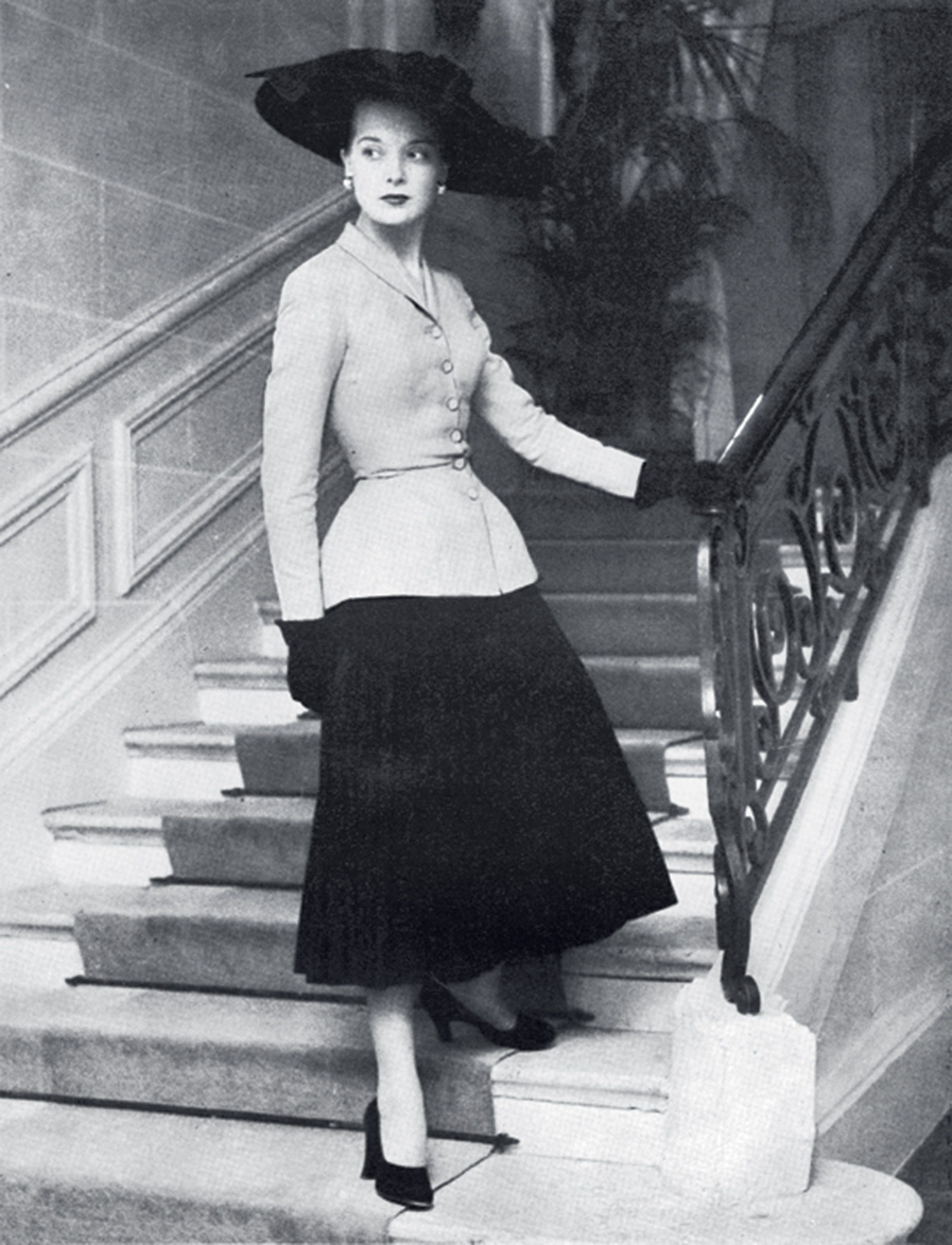 Christian Dior's Most Famous Silhouettes In (With Images