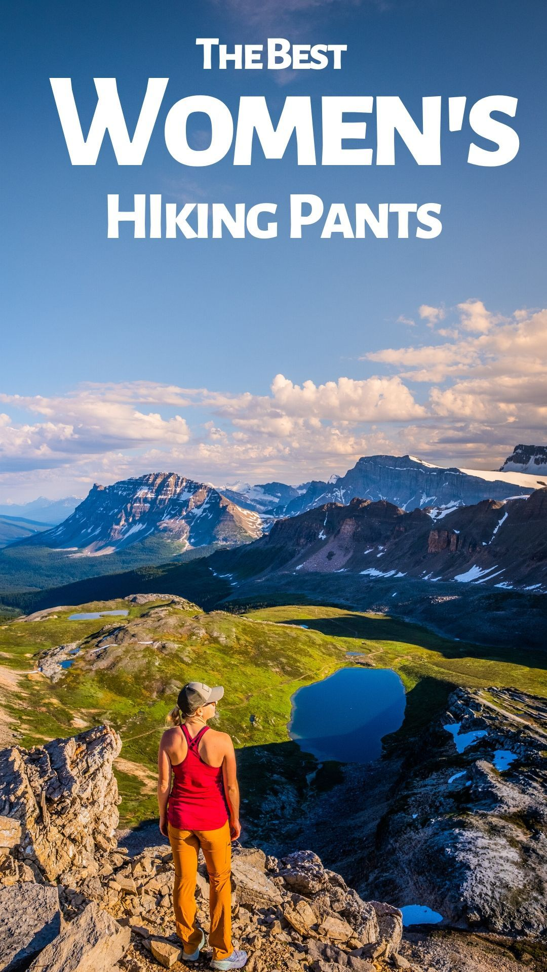 Women S Banff Canada Hiking Adventure: The Best Hiking Pants For Women (2020)