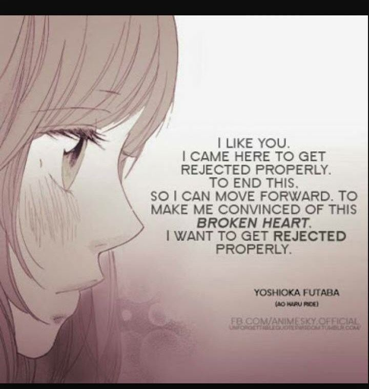Love Anime Quotes Unrequited Love Quotes Anime  Google Search  Random  Pinterest