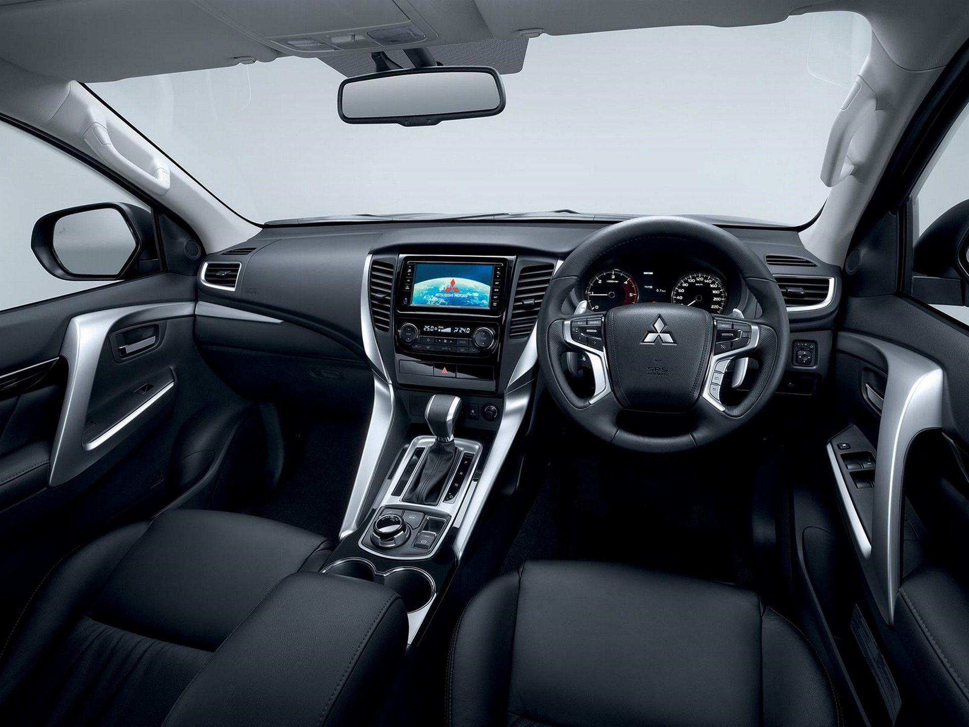 2020 Mitsubishi Pajero Sport, Interior, Price >> 2020 Mitsubishi Montero Sport Interior Usa Cars And Trucks Mobil