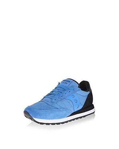 Saucony Originals Sneaker Jazz O Heel  [Blu/Nero]