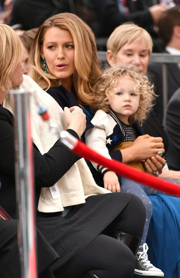Blake Lively & Ryan Reynolds Kids: See Pics Of Two ...