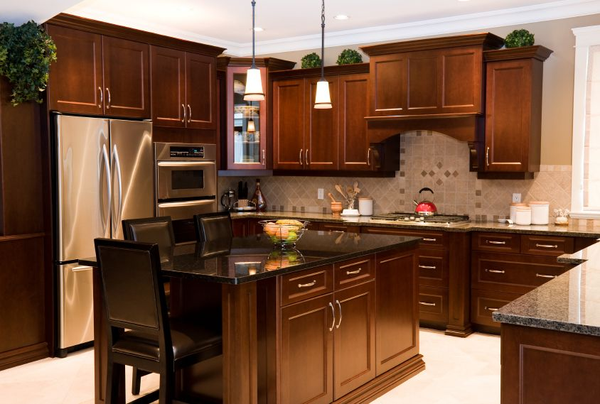 41 Luxury U-Shaped Kitchen Designs  Layouts (Photos) Cozy kitchen