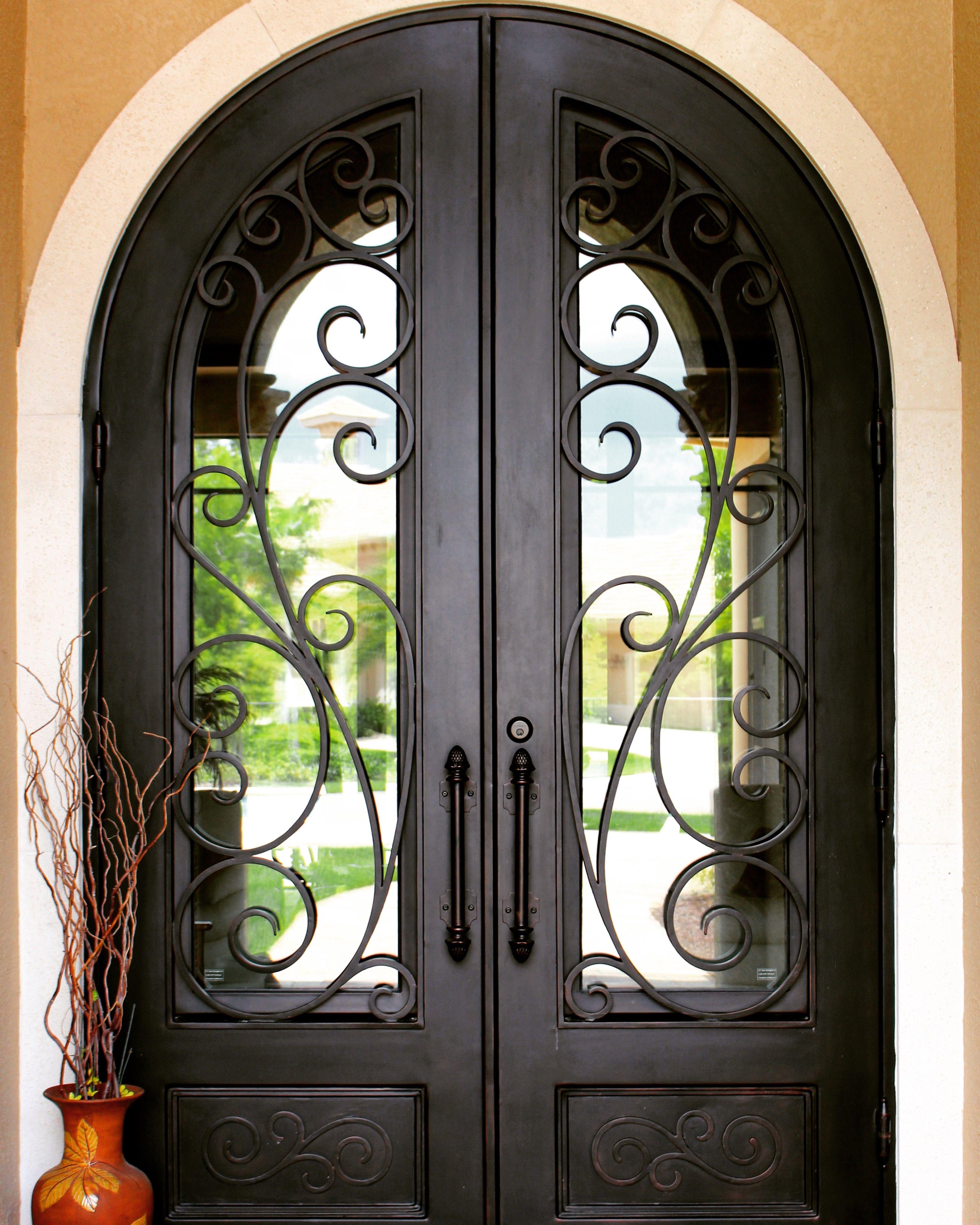 Spring Is Here Wrought Iron Doors Iron Doors